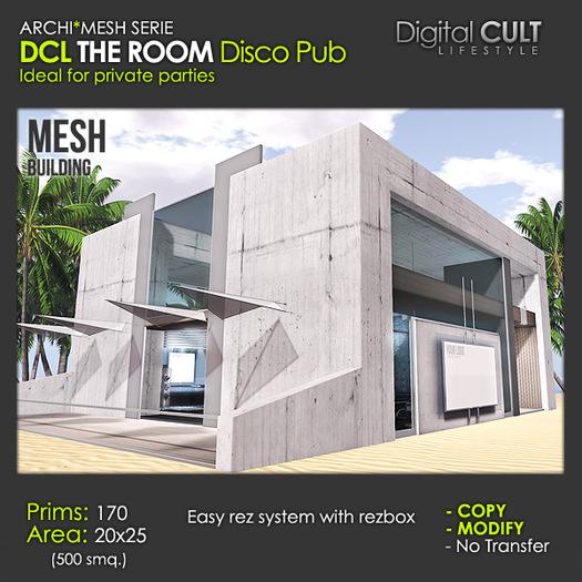 DCL The ROOM disco pub