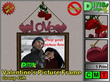 Valentine's Picture Frame - Group Gift