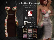 {DD} Floral Fancy with HUD