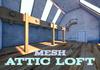 Attic Loft ::Skybox::