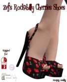Zef's  -Antique Anchors- Shoes (bagged)