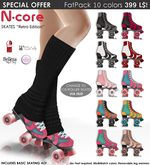 "N-core SKATES ""Retro"" (Special Offer)"