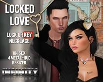 !NFINITY Locked Love - Key BOX