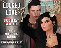 !NFINITY Locked Love - Lock BOX