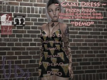 {JD} Cami Dress - DEMO