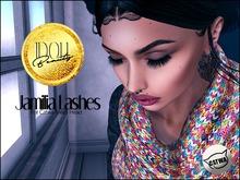 IDOLI. Beauty //  Jamilia Lashes CATWA APPLIER(ADD)