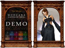 The Muses . Gates Of Hell . Morgana . DEMO
