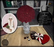 the pose shop. flowers & candy // feb special