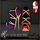 [LG] Boutique-[ SPRING14] Abel Ultra High Heel Bagged