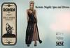 Dress Night Special Ronin - Black