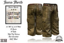 -NU- Suara Shorts