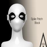 .AiShA. Spike Patch Black