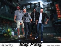 Verocity - Stag Party (Clearance)