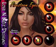 [LNL] Omega Eye Collection - Firestorm
