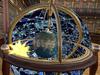 Animated Celestial Moonphase Globe MESH