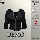 DE Designs - Madison Top - DEMO