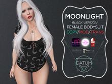 DATUM //  MOONLIGHT BLACK ♀