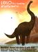The Big Brontosaurus: Free-roaming Animated Dinosaur