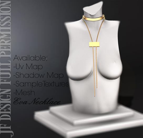 -JF- Design - Eva Necklace - Full Permission