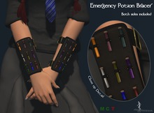 *~*HopScotch*~* Emergency Potion Bracers