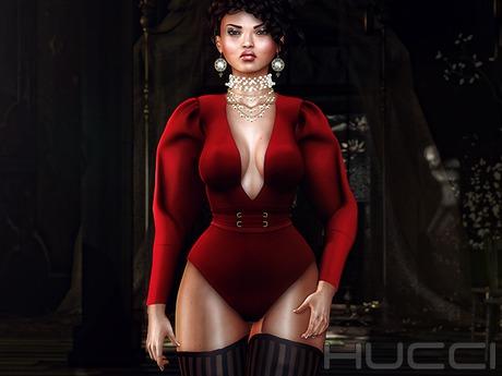 ::HH:: Hucci Houston Bodysuit - DEMO