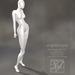 Snowpaws - Grace Mannequin Mesh Avatar White