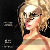 !Lyrical B!zarre Templates! - Steam Fall Glasses MESH FP