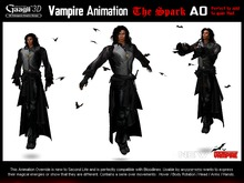 Gaagii - The Spark - Vampire Animation (unisex)