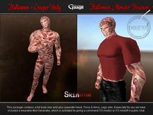 Gaagii - Halloween Creeper - Body Skin  (Unisex) 2020 PROMO