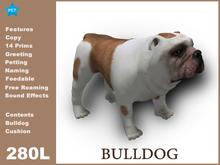[TomatoPark] Bulldog Mesh 3.3 ( roaming + wearable )