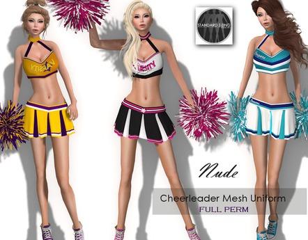 naked cheerleader madchen