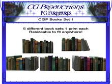 CGP Books Set 1