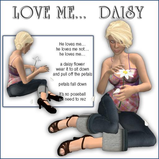 """Sway's """"Love me... Daisy"""""""
