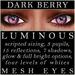 Mayfly   luminous   mesh eyes %28dark berry%29