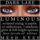 Mayfly - Luminous - Mesh Eyes (Dark Lake)