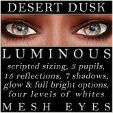 Mayfly - Luminous - Mesh Eyes (Desert Dusk)