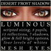 Mayfly   luminous   mesh eyes %28desert frost shadow%29