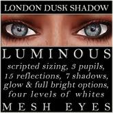 Mayfly - Luminous - Mesh Eyes (London Dusk Shadow)