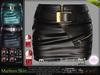 Marleen Zipped Mini Skirt - Maitreya Lara, Slink Physique, Belleza Isis Freya - DreamLife FashionNatic