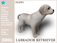 [TomatoPark] Labrador retriever mesh 3.3 ( roaming + wearable )