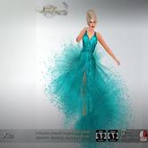 .:FlowerDreams:.Xia - aqua applier gown