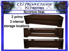 CGP Reception Desk