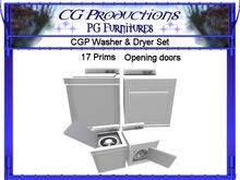 CGP Washer & Dryer Set