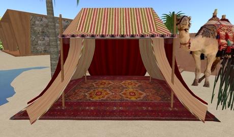 Arabian Traveller Tent
