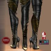 M&M-WGN68-R- BOOTS HUD