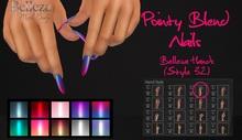 IAF Pointy Blend Nails (Belleza) (32)