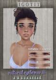 IGOTIT - Natural Eyebrows III