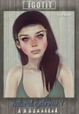 IGOTIT - Natural Eyebrows V