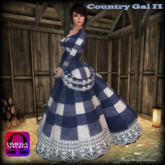 Kalylia Kreations: Country Gal II- Almost Free (Now with Applier)