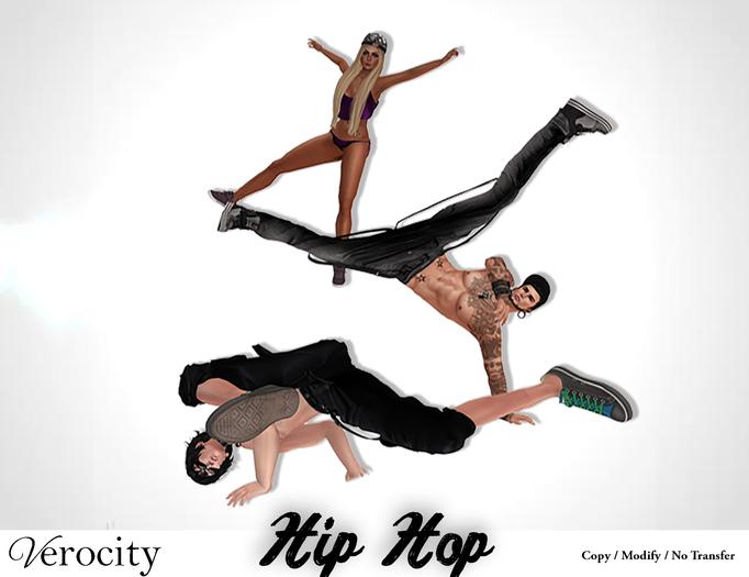 Verocity - Hip Hop (Clearance)